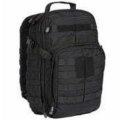 5.11 Tactical 5.11 Tactical RUSH 12 Tactical Backpack (24 liter - zwart)