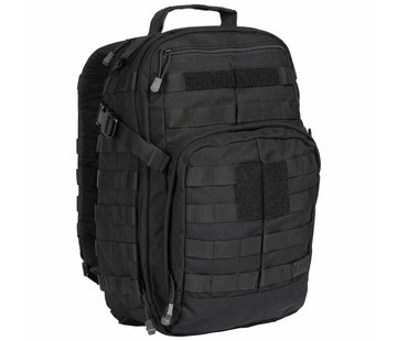 5.11 Tactical 5.11 Tactical RUSH 12 Tactical Backpack (24 liter - zwart)