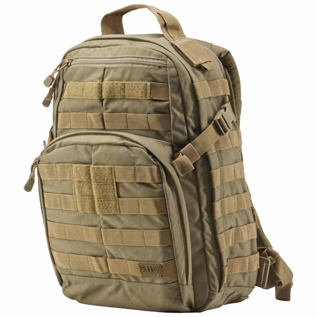 fd130c4e154 5.11 Tactical RUSH 12 Tactical Backpack (24 liter - Sandstone ...