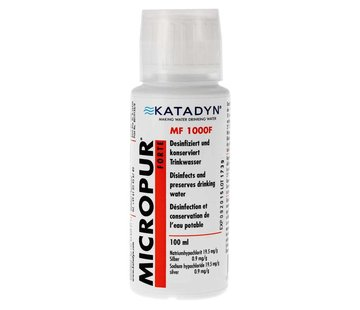 Katadyn Katadyn Micropur Forte MF 1000F 100 ml (waterzuivering)