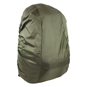 Highlander Outdoor Rugzak-regenhoes 20-30 liter Small (olijfgroen)