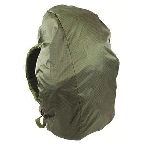Highlander Outdoor Rugzak-regenhoes 40-50 liter Medium (olijfgroen)