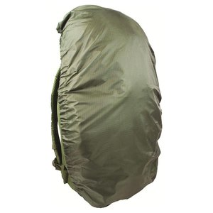Highlander Outdoor Rugzak-regenhoes 60-70 liter Large (olijfgroen)