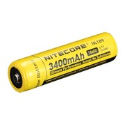 NiteCore NiteCore 18650 Lithium-Ion oplaadbare batterij (3.7V 3400mAh)