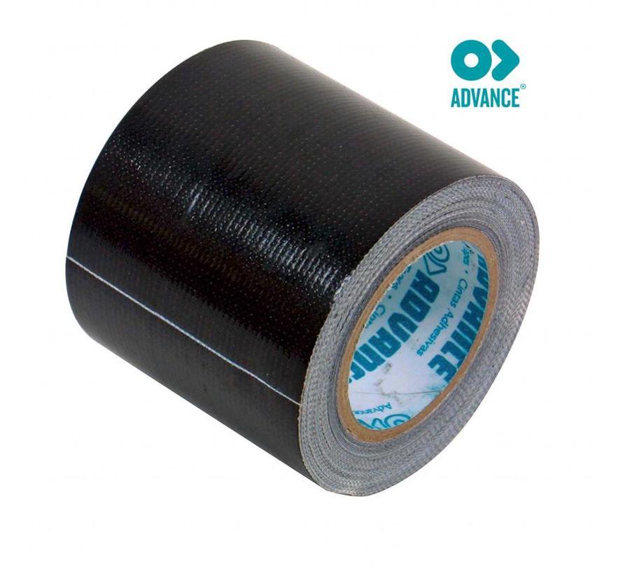 Advance Gaffertape 5 meter (gaffa tape - zwart)
