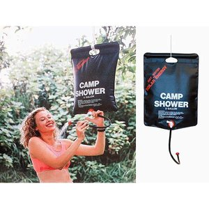BCB Bushcraft Solardouche 20 liter Camping Shower (kampeerdouche)