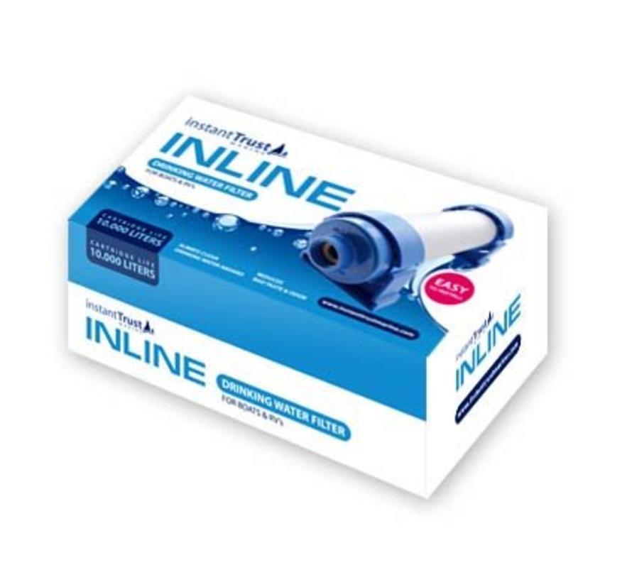 Culligan Inline Waterfilter