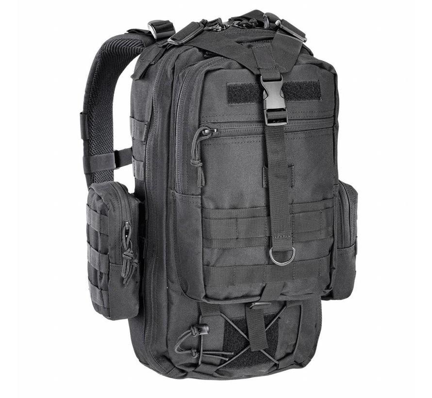 Defcon 5 One Day Tactical Backpack (25 liter - zwart)