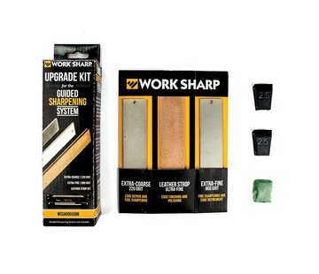 Work Sharp Tools Work Sharp Upgrade Kit Guided Sharpening System
