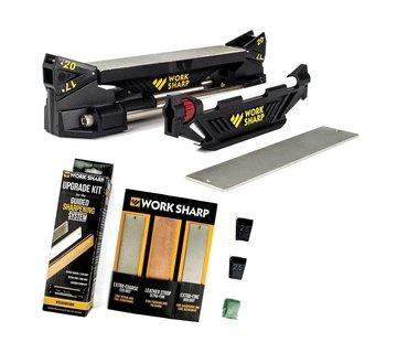 Work Sharp Tools Work Sharp Guided Sharpening System inclusief Upgrade Kit (voordeelbundel)