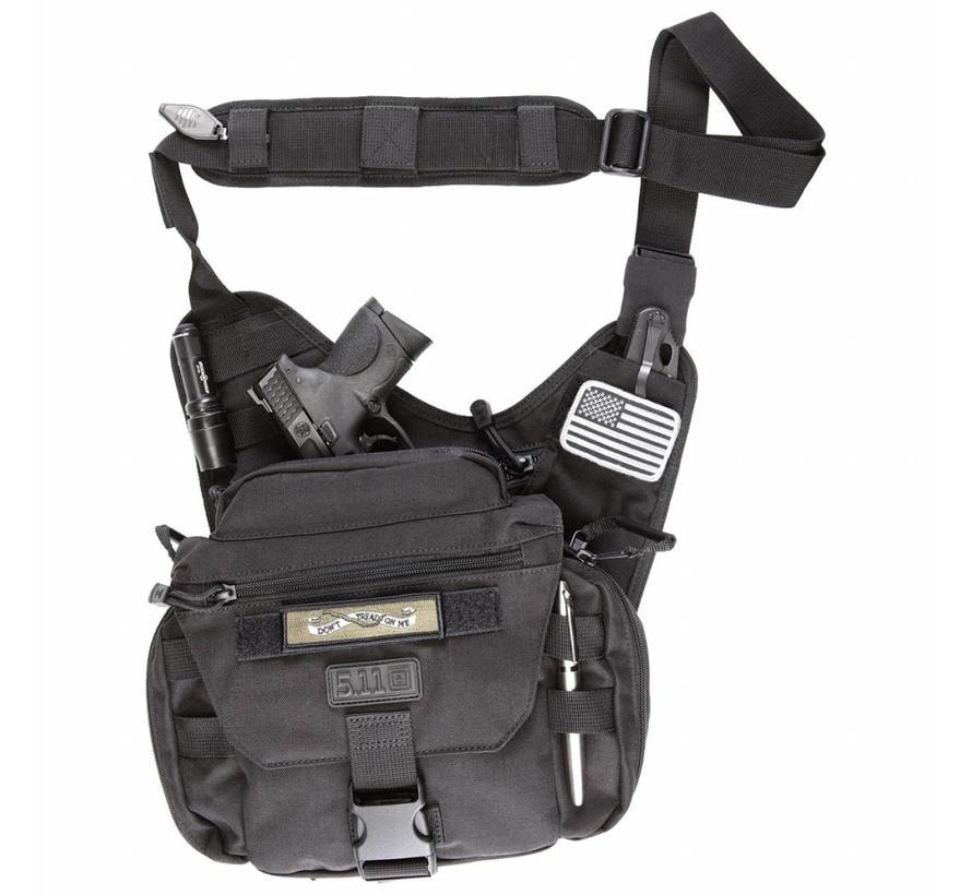 5.11 Tactical Push Pack (zwart)