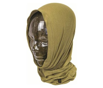 Highlander Outdoor Highlander Military Headover (Olive Green)