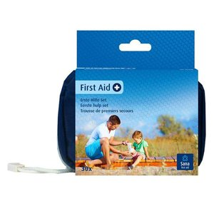 Bevaplast Sanaplast First Aid verbandtas mini (EHBO-tasje)