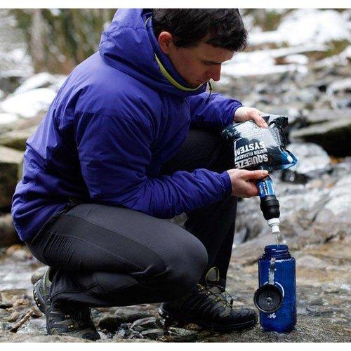 Sawyer Sawyer 2 liter knijpwaterzakken (2 stuks SP114 Squeeze Pouches)