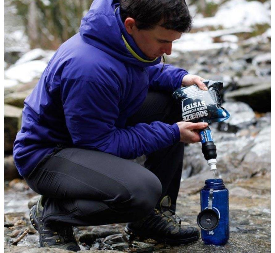 Sawyer 2 liter knijpwaterzakken (2 stuks SP114 Squeeze Pouches)