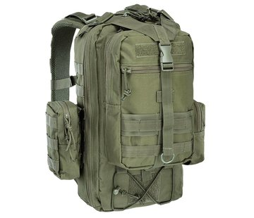 Defcon 5 Tactical Products Defcon 5 One Day Tactical Backpack (22 liter - groen)