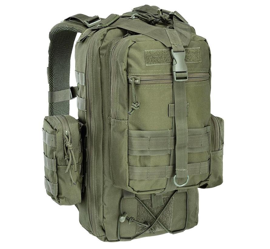 Defcon 5 One Day Tactical Backpack (25 liter - groen)