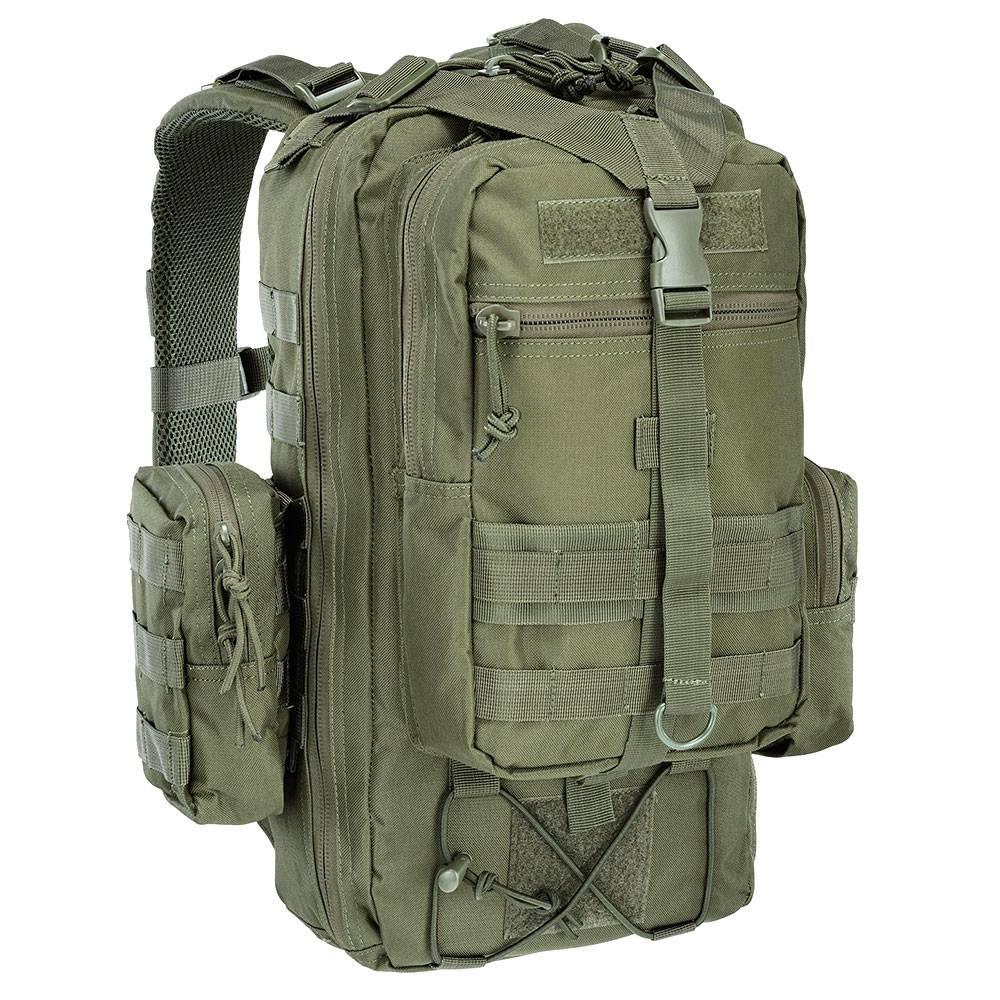 cb5ff9aaf7 Defcon 5 One Day Tactical Backpack (22 liter - groen) - Noodzaken.nl
