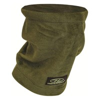 Highlander Polar Fleece Nekwarmer (Olive green)