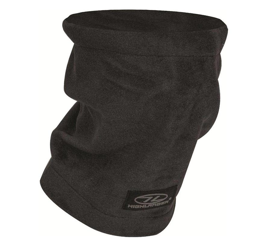 Highlander Polar Fleece Nekwarmer (zwart)