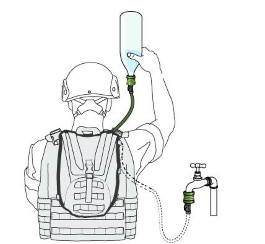 Source WXP 3L Kit (drinksysteem inclusief UTA)