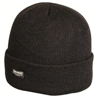 Highlander Thinsulate Beanie muts (zwart - One Size)