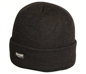 Highlander Outdoor Highlander Thinsulate Beanie muts (zwart - One Size)