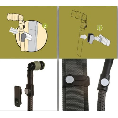 Source Outdoor & Tactical Gear Source Magnetic Clip