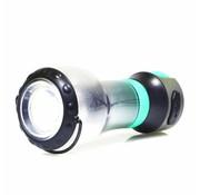 UCO (Kaars-)lantaarns UCO Tetra 3-in-1 USB-lantaarn + zaklamp + powerbank