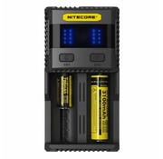 NiteCore NiteCore SC2 turbo-batterijlader (slimme snellader tot 3 A)