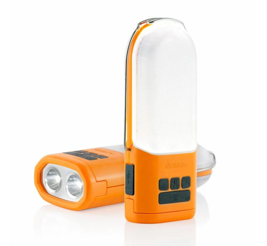 BioLite PowerLight 3-in-1 (zaklamp - lantaarn - USB powerbank)
