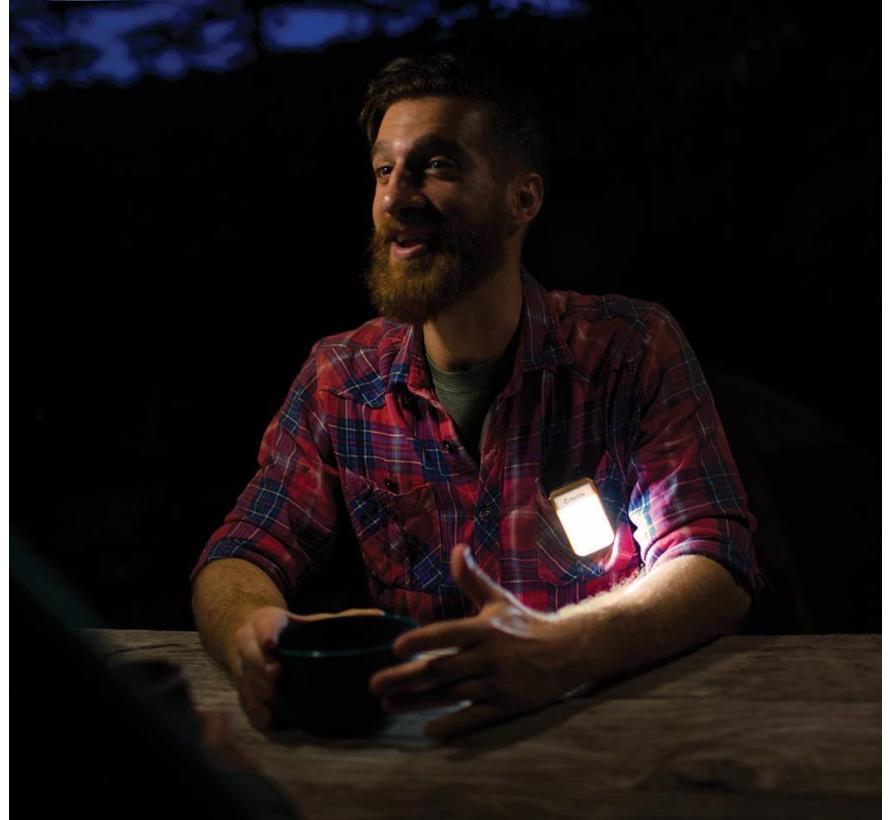 BioLite PowerLight Mini Geel (lantaarn - USB powerbank)
