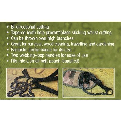 BCB Bushcraft BCB Bushcraft Pocket Chain Saw (hand-kettingzaag)