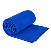 Sea to Summit Sea to Summit Pocket Towel Large handdoek (120 x 60 cm - Blauw)