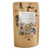 Forestia Outdoor Meals Mediterranean Vegetable Rice Stew Forestia Self Heating maaltijd (met warmtezak)