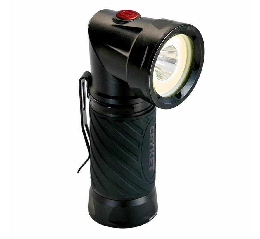 Nebo Cryket (zaklamp en werklamp met roterende kop)