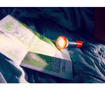 UCO UCO Clarus 2.0 Lantaarn en zaklamp (oranje)