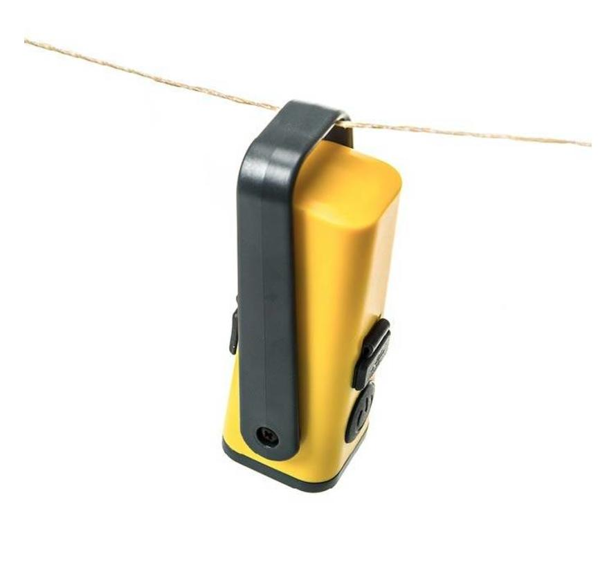 WakaWaka Pocket Light (40 lumen - oplaadbare mini zaklamp)