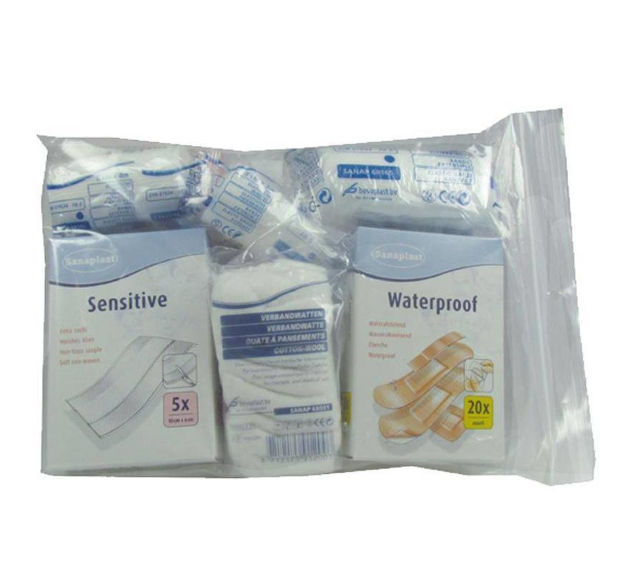 Sanaplast Vulling Verbanddoos Plus (48-delig)