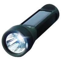 Salamander Solar zaklamp en 2.400mAh Lithium Powerbank