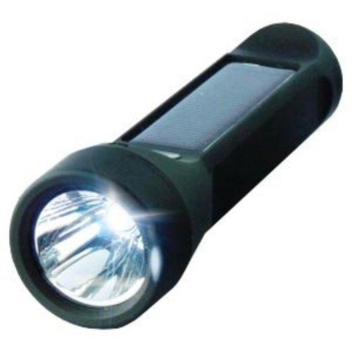 POWERplus Salamander Solar zaklamp en 2.400mAh Lithium Powerbank