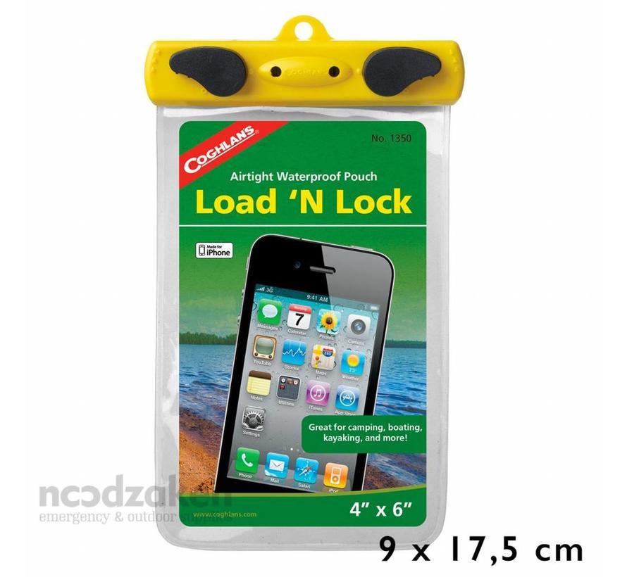 Coghlan's Airtight Waterproof Pouch Load 'n Lock SMALL (9 x 17,5 cm)