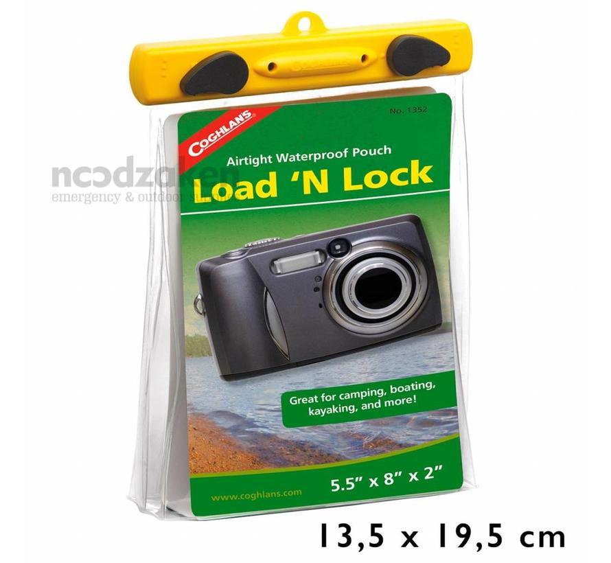 Coghlan's Airtight Waterproof Pouch Load 'n Lock MEDIUM (13,5 x 19,5 cm)