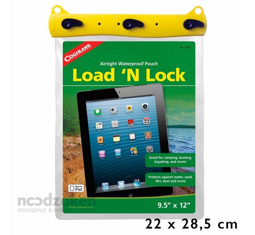 Coghlan's Airtight Waterproof Pouch Load 'n Lock LARGE (22 x 28,5 cm)