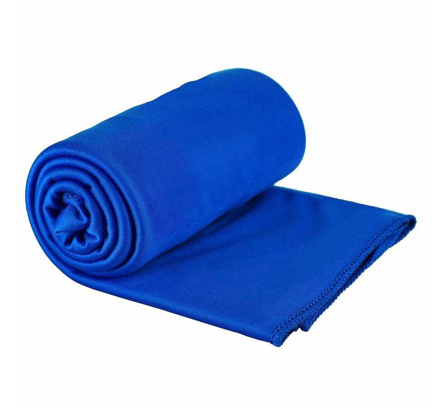 Sea to Summit Pocket Towel Small handdoek (80 x 40 cm - Blauw)