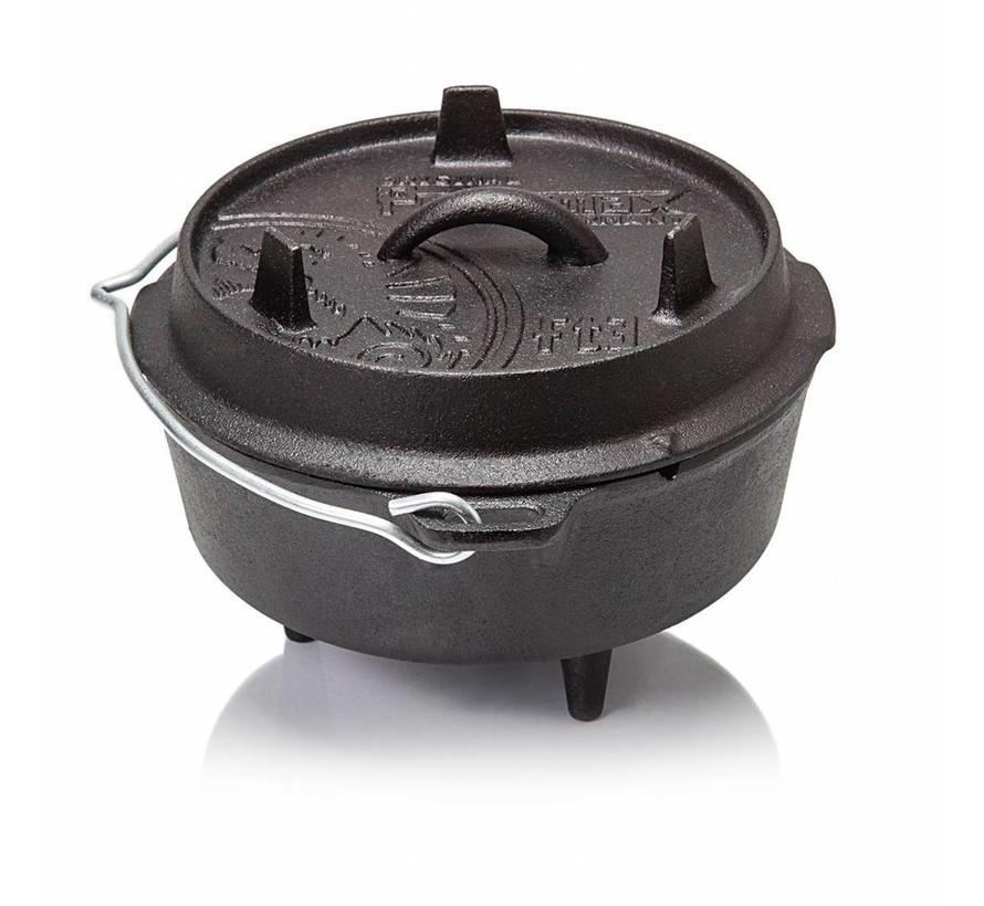 Petromax Dutch Oven FT 3 (met voetjes)