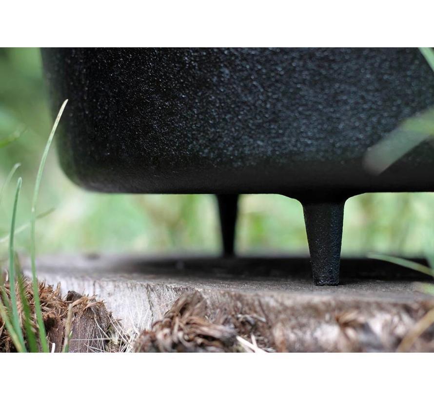 Petromax Dutch Oven FT 6 (met voetjes)