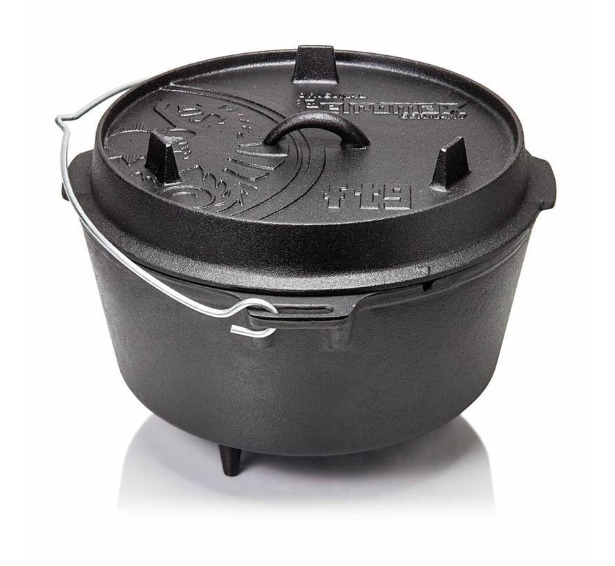 Petromax Dutch Oven FT9 (met voetjes)