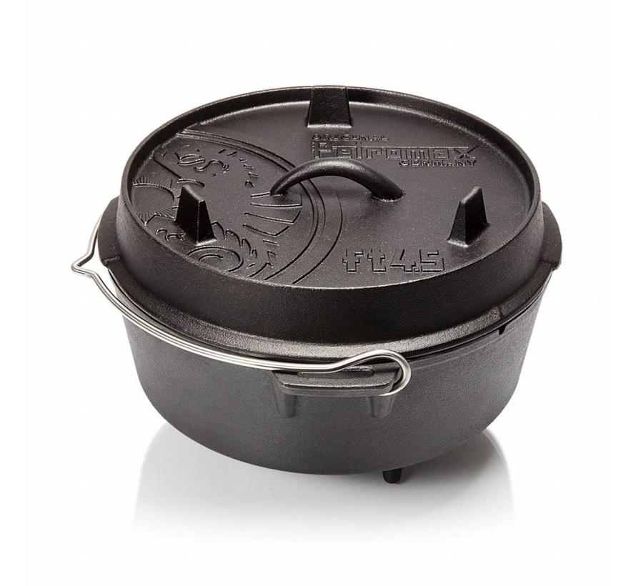 Petromax Dutch Oven FT4.5 (met voetjes)