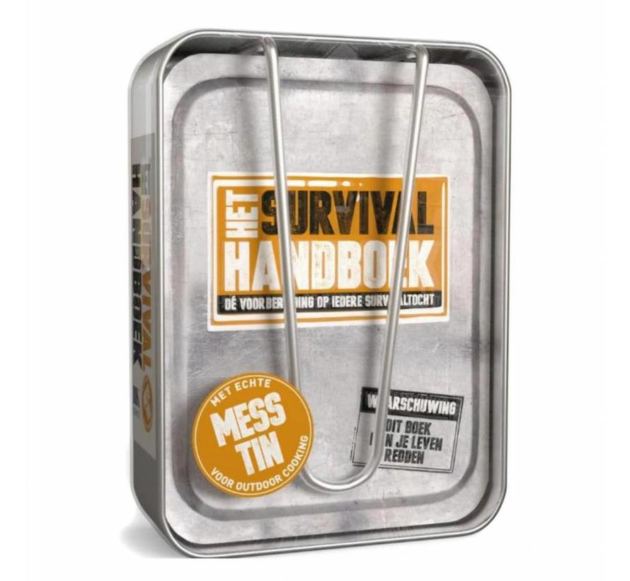 Het Survival Handboek + Mess Tin
